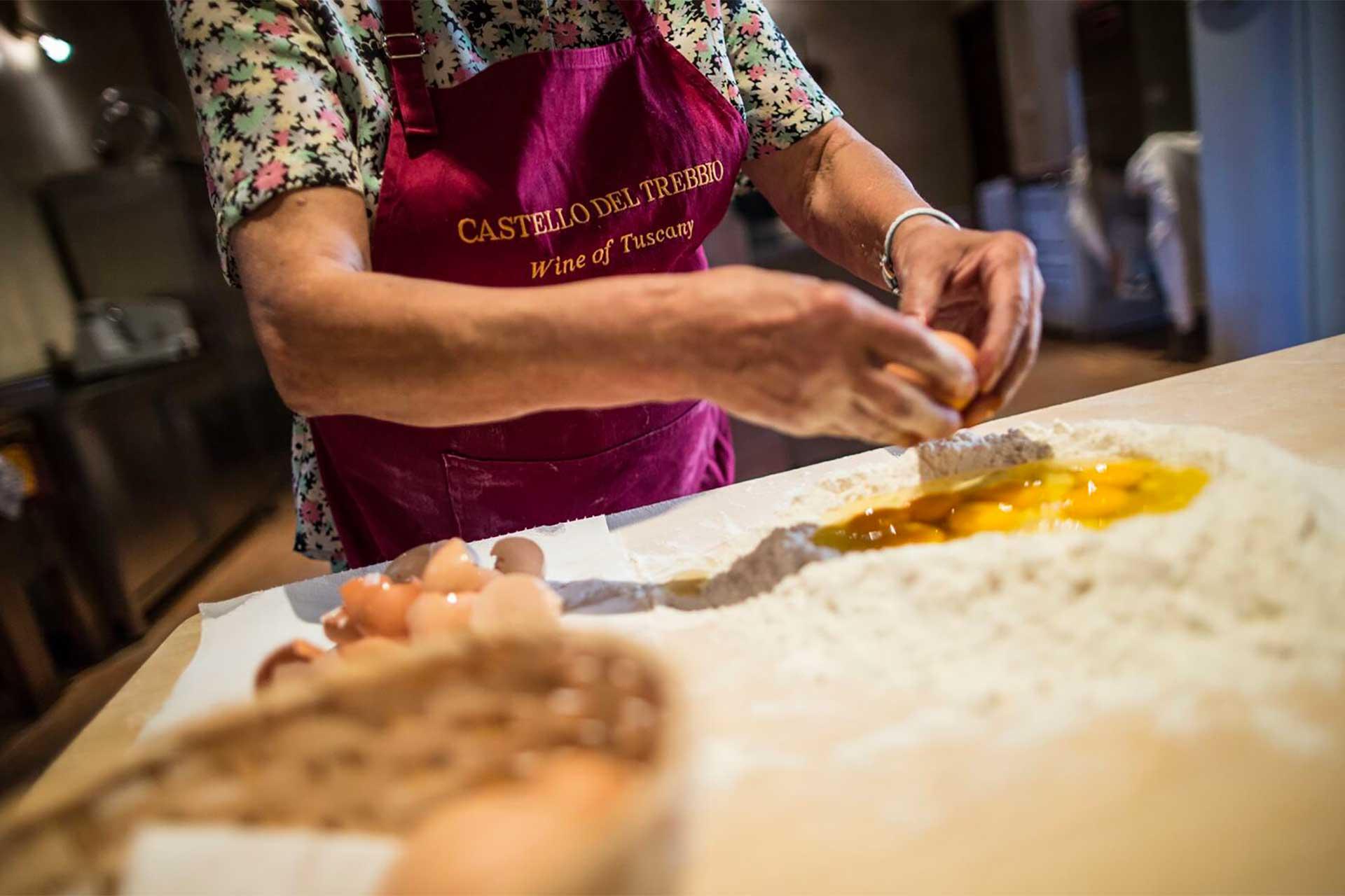 agriturismo corsi di cucina toscana